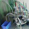 Two aerosol valve sorting systems were supplied were supplied to Somerset contract filler